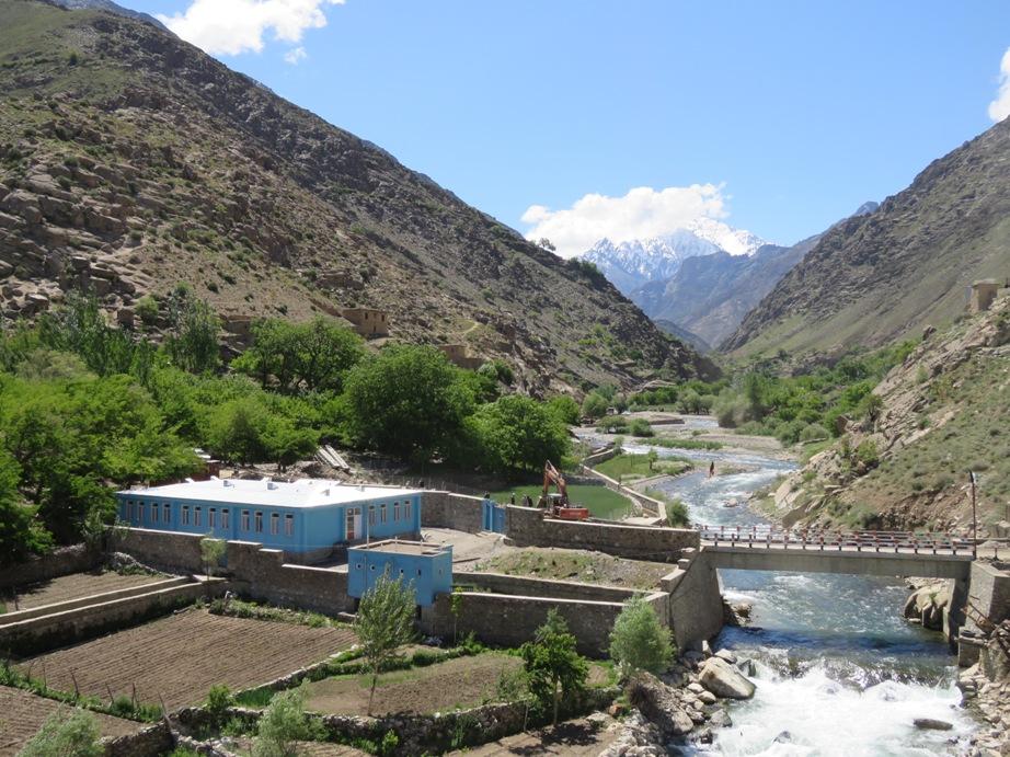 Le collège au bord de la rivière de Dara