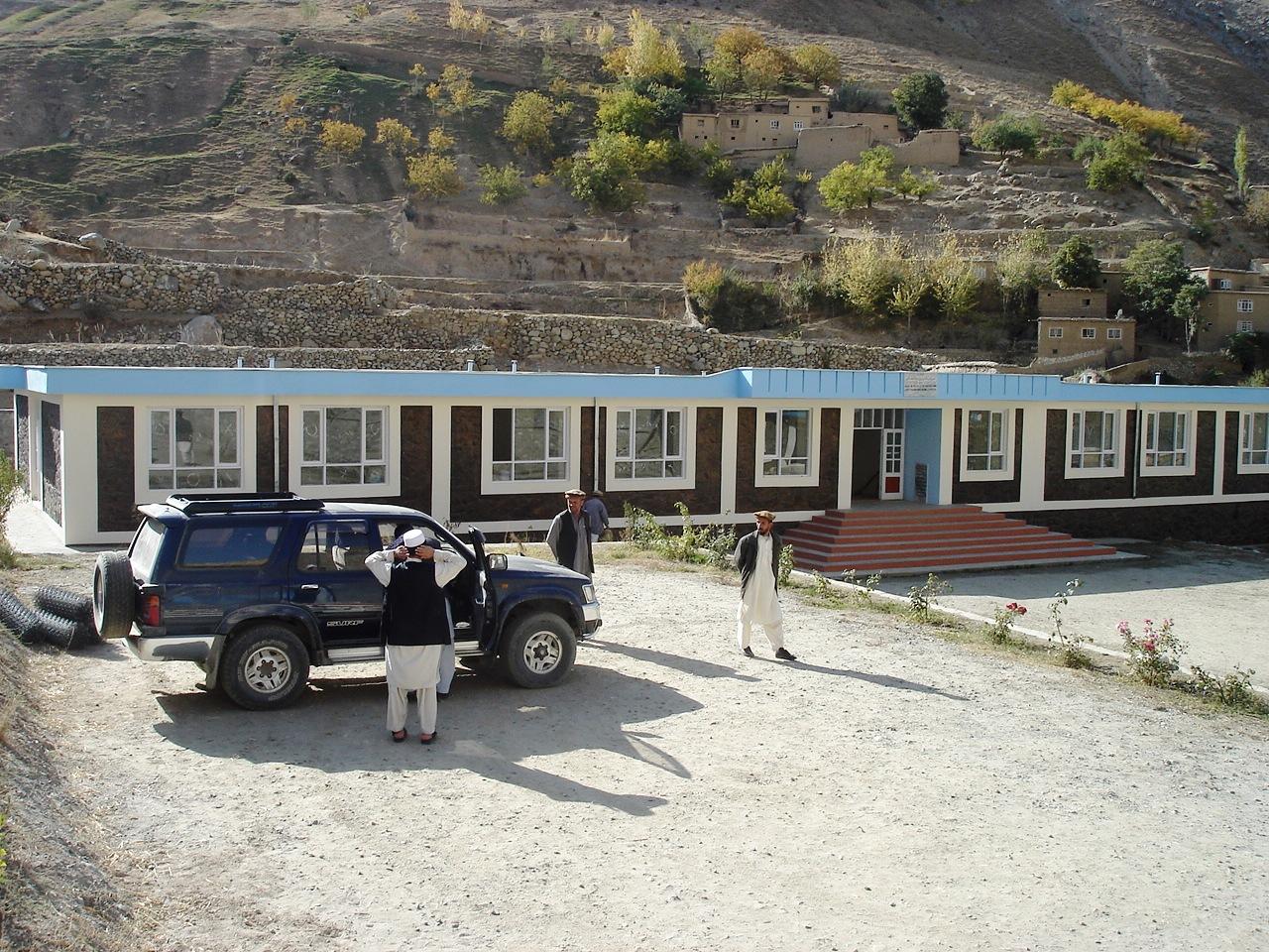Bâtiment construit par Negar en 2006
