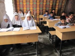 Les élèves étudient maintenant dans de bonnes conditions, grâce à toutes les réparations de NEGAR